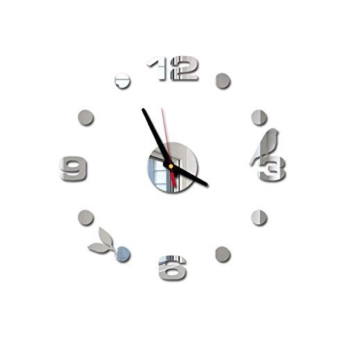 Beautyjourney Relojes Pared DIY Reloj Moderno Relojes