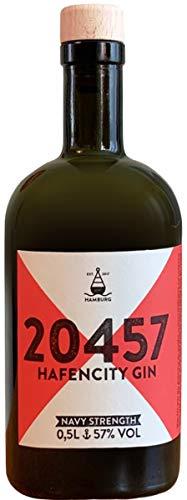 20457 Hafencity Gin Navy Strength