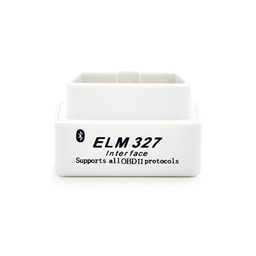 Find Bargain 30pcs/Lot OBD Code Reader ELM327 V1.5 OBD2 Interface For Android Bluetooth Stable PIC18...