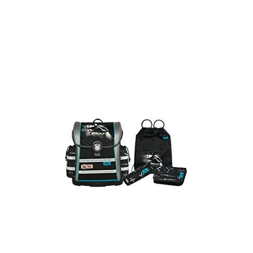 Schultaschen-Set McNeill ERGO Light 912 S, 4-tlg., Heli