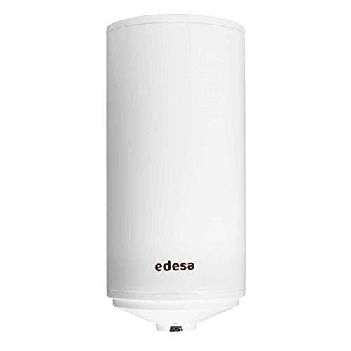 Edesa TRE-50 L Supra Warmwasserspeicher 50 Liter Elektrospeicher Boiler Warmwasserbereiter Wandwarmwasserspeicher/Ø 38 cm / 83 cm H/Leistung 1200W / Stahl spezialemailliert / 1.2 kWh