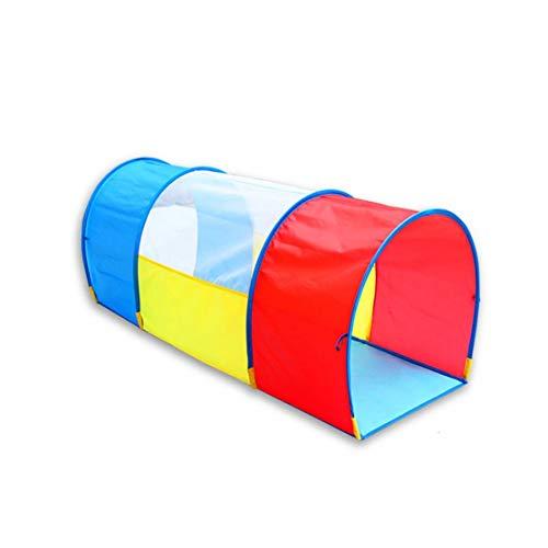 LouiseEvel215 Trino Arco Tres Colores niños Túnel