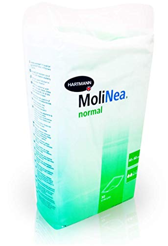 MOLINEA normal Krankenunterlage 40x60 cm 30 St