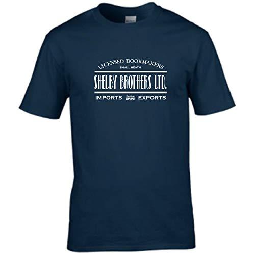 Camisetas de Shelby Bros Ltd., para hombre, con diseño de...