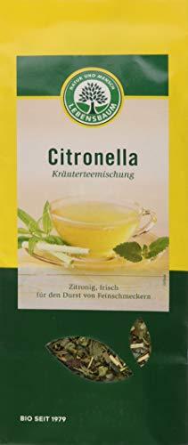 Lebensbaum Kräutertee Lose - Citronella, 75 g