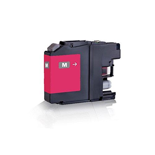 1x kompatible Tintenpatrone für Brother Magenta - Rot LC223 XL LC225 XL LC227 XL DCP-J4120 DW MFC-J4420 DW MFC-J4425 DW MFC-J4620 DW MFC-J4625 DW MFC-J5320 DW - Eco Office Serie