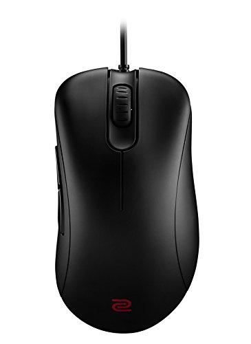 Zowie EC1-B - Ratón para e-Sports (Sensor 3360, USB, tamaño Grande, Serie EC, diseño para diestros) Color Gris Oscuro