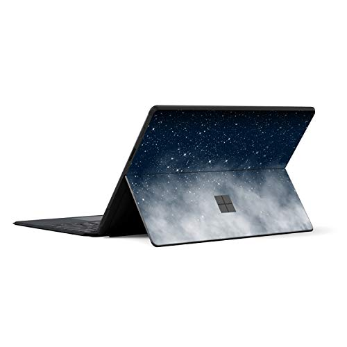 MasiBloom Protective Sticker Decal Skin for 13 inch Microsoft Surface Pro X (2019 2020 Released) Anti-Scratch Vinyl Tablet Cover Skin (for Surface Pro X, Starry Ngiht)
