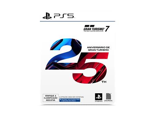 Gran Turismo 7 Edição 25º Aniversário - Playstation 5