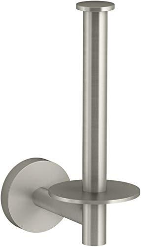 Kohler K-27293-BN Elate Toilet Paper Holder, Vibrant Brushed Nickel