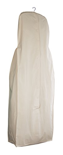Customized Muslin Wedding Gown Garment Bag 70