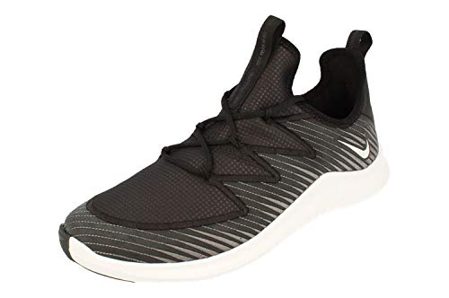 Nike Mujeres Free TR Ultra Running Trainers AO3424 Sneakers Zapatos (UK 4 US 6.5 EU 37.5, Black White Anthracite 001)