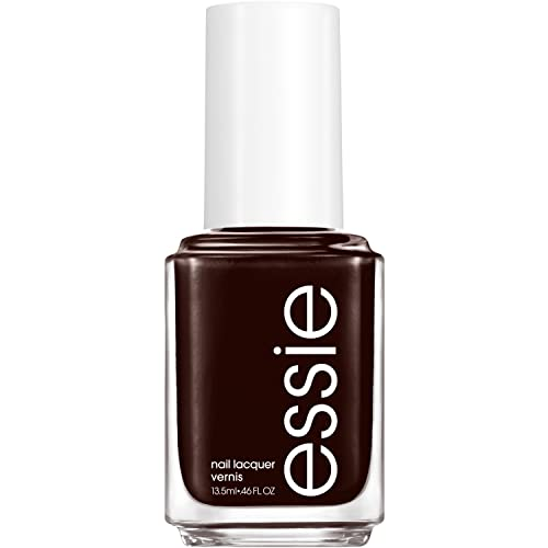 essie Nail Polish, Glossy Shine Deep Blood Red, Wicked, 0.46 Ounce