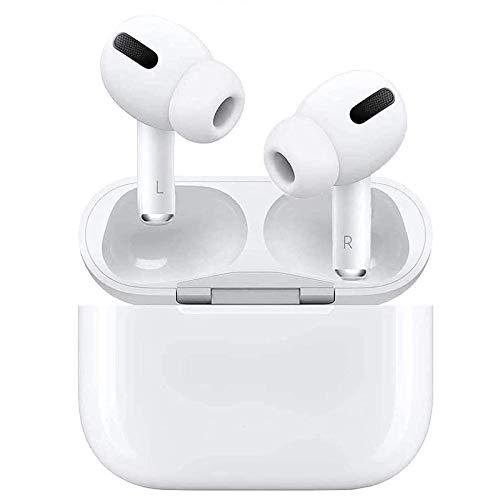 Auricolari Bluetooth 5.0 Cuffie Bluetooth Riduzione Attiva del Rumore Auricolari in-Ear Sport Cuffie Impermeabili 3D Stereo con Bassi Profondi Cuffie,per Apple iPhone Airpods Pro Auricolari