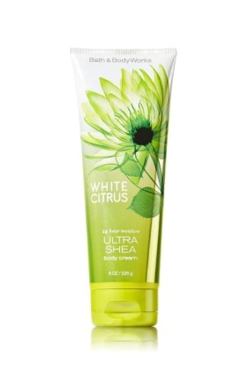 効果的開発するトリプルバス&ボディワークス ホワイトシトラス ボディクリーム  White Citrus Body Cream [並行輸入品]