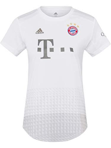 FC Bayern München Trikot Away Damen 2019/20, ohne Flock, Größe XS