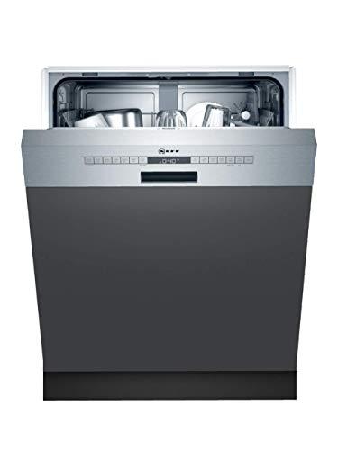 NEFF S145HTS15E N50 Geschirrspüler teilintegriert / 60 cm / Home Connect / Chef 70° / Favourite / 6 Programme