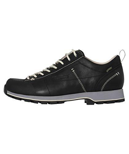 DOLOMITE Zapato Cinquantaquattro Low FG GTX, Basket Mixte Adulte, Negro, 38 2/3 EU