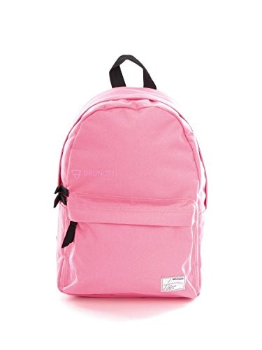 Brunotti Stone Unisex Bag Rucksack, Punch Pink, 35 x 24.5 x 10 cm