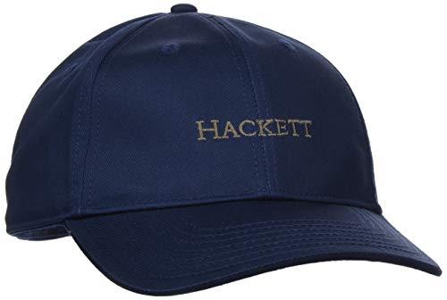 Hackett London Men's Classic Brnd Cap Baseball, Blue...