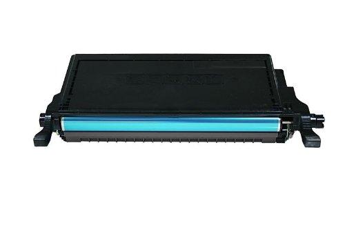 Eurotone Laser Toner Cartridge Black XXL für Samsung CLP-620 ND NDK + CLP-670 N ND NDK NK + CLX 6220 6250 FX - Premium Altenative Schwarz XL