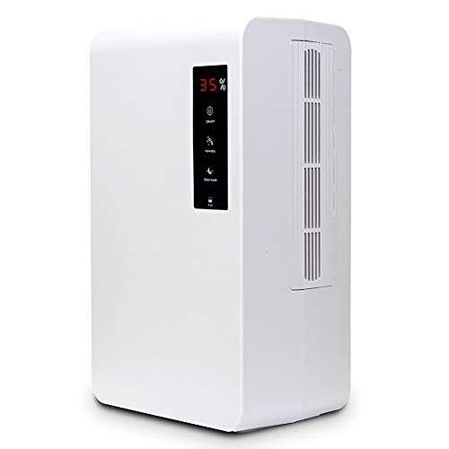Great Features Of HQYXGS Dehumidifier, Led Display Low Noise Removable Water Tank Automatic Dehumidi...