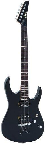 Encore Blaster E-gitaar zwart E89BLK