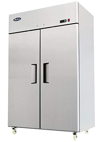 Armadio FrigoVentilato Temp. -2 /+8°C Inox 1400 Litri Professionale