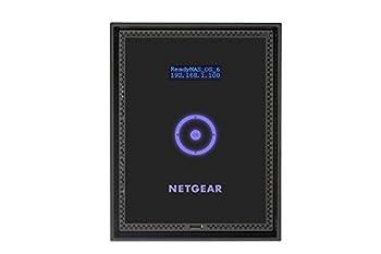 Netgear ReadyNAS RN7165E 30TB  6x5TB  - Intel Xeon E3-1265LV2 QC 2.50GHz 16GB RAM RAID 0 1 5 6 10 X-RAID2 2x1Gbps and 2x10Gbps LAN ReadyNAS OS [PN  RN7165E-100NAS]