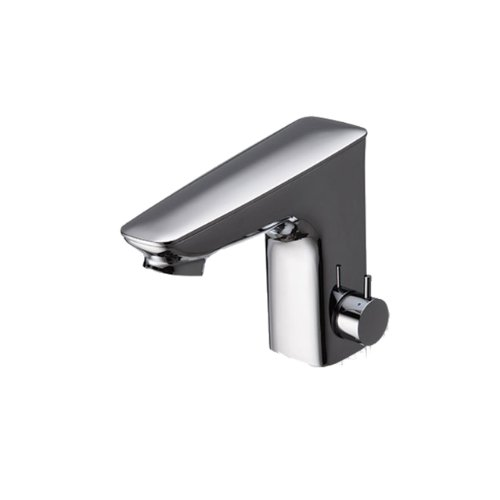 Toto TEL5LI15R#CP Integrated EcoPower Bathroom Sink Faucet, Polished Chrome