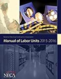 NECA Manual of Labor Units MLU 2016 Edition