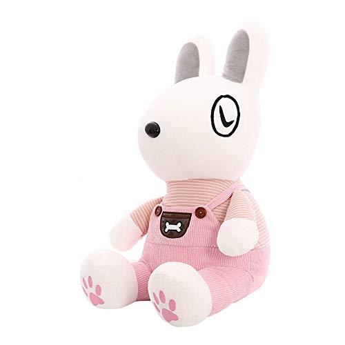 mangege Plüschtier Puppe großes Bett Kinder Puppe Puppe süßes Schlafkissen 30 cm Puderhose Puder