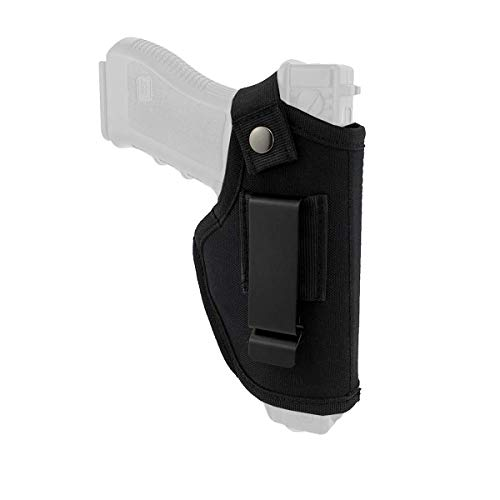 Concealed Carry Gun Holster (Black) Inside or Outside The...