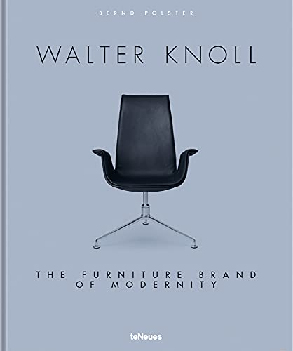 Walter Knoll, English version: The Furniture Brand of Modernity (Design)