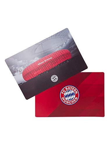 FC Bayern München Tisch-Set 2er 43 x 48 cm