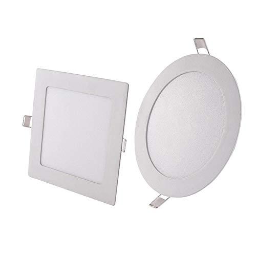 24W vierkante LED plafondlamp inbouwkeuken badkamer lamp ac220V LED down Light warm wit/koud wit