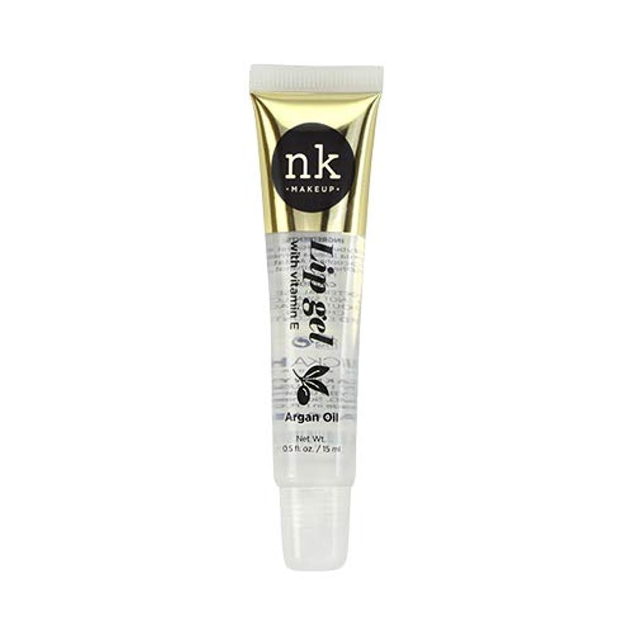 革新クラッシュ競争力のある(3 Pack) NICKA K Lip Gel - Argan Oil (並行輸入品)