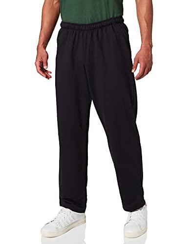 Schneider Sportswear Herren Hose Linz, Schwarz, 106