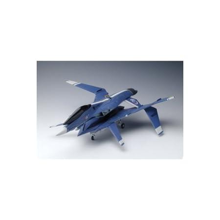 プラッツ 1/72 X-8 戦闘妖精雪風 ファーンII プラモデル