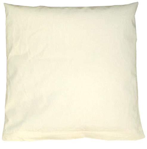 Cuscino Imbottito, con Grano Saraceno, Biologico, 36x36 cm