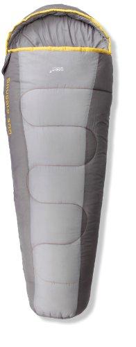 Gelert Kinder Schlafsack Snuggle 300, black, 50 x 70 x 170 cm