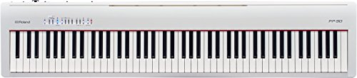 Roland FP-30 Digitale Piano (wit)