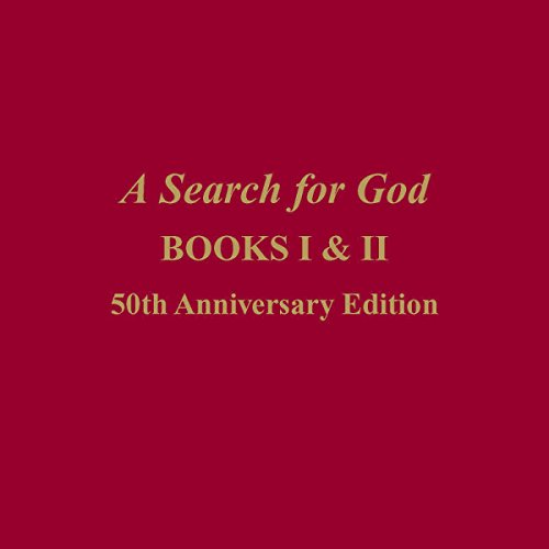 A Search for God, Books 1 & 2 Titelbild