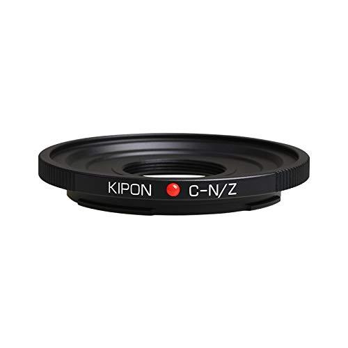 KIPON C mount-NIK Z マウントアダプター (対応レンズ:Cマウントカメラレンズー対応ボディ:ニコンZマウント)