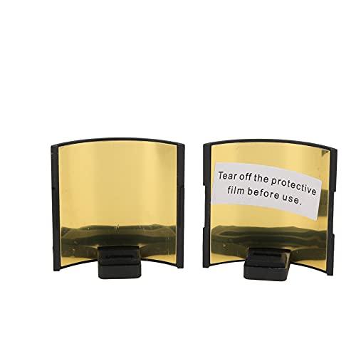SALUTUY Range Extender, Comodo da Usare Amplificatore di Segnale del Telecomando Buon Effetto Specchio di Superficie Due antenne per Migliorare Il Segnale