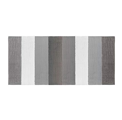 Sebra Teppich, gewebt, Classic Grey