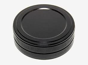 Maxsimafoto 72mm Aluminium Filter stack cap Micro fibre cloth