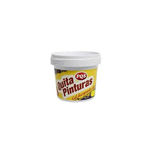 PQS – 1159031 Gel quitapinturas y decapante de acción rápida PQS. Tarrina 375 ml