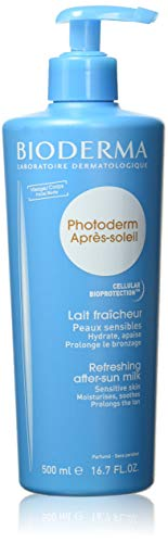 Photoderm Refreshing After-Sun Milk - for Sensitive Skin (with Pump) -...