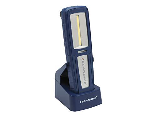 Scanprip 815407 Scangrip-Linterna de Trabajo Uniform New COB LED IP65 300lm, 190x60x32 mm